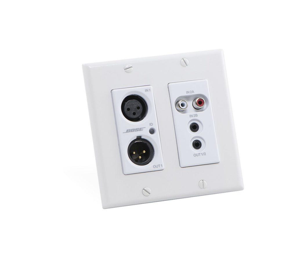 BOSE WP22BU-D DANTE 壁式面板
