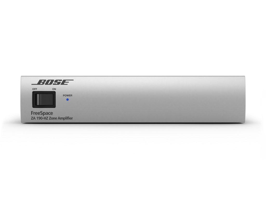 BOSE FREESPACE ZA 190-HZ 區域功率擴大機