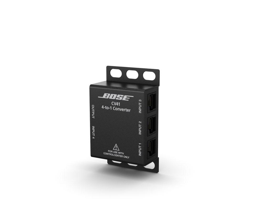 BOSE CONTROLCENTER 控制中心 CV41 4對1轉換器
