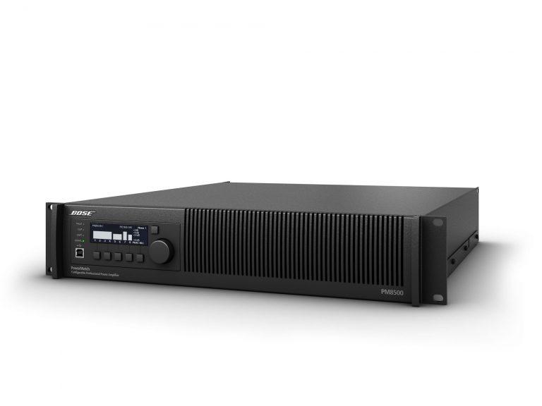 BOSE PowerMatch PM8500/PM8500N 可配置型專業功率擴大機