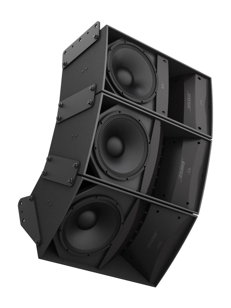 此鄭重介紹,Bose Professional 最新一代的線陣列揚聲器:ArenaMatch DeltaQ 線陣列揚聲器系列,正式問世!